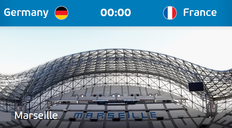 Possible Lineups, Team News, Stats – Germany vs France