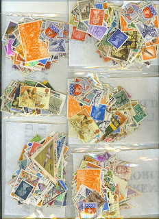 1000 MIXED WORLDWIDE STAMPS OFF PAPER, FREE SHIPPING