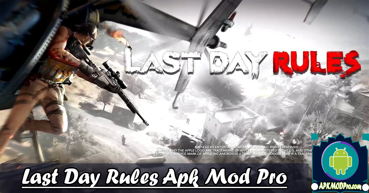 Last Day Rules: Survival Mod Apk v1.16 (Unlimited Money) Terbaru 2020
