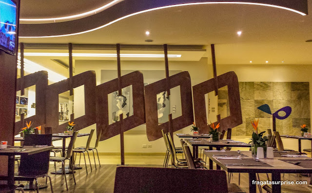Restaurante Blue Ribbon, Hotel Best Western, Bogotá