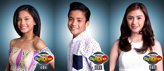NOMINATED HOUSEMATES: Ylona, Franco and Kamille