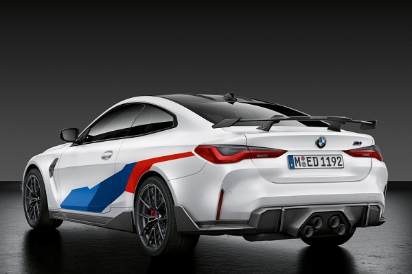 BMW M4 Competition Coupé 2021