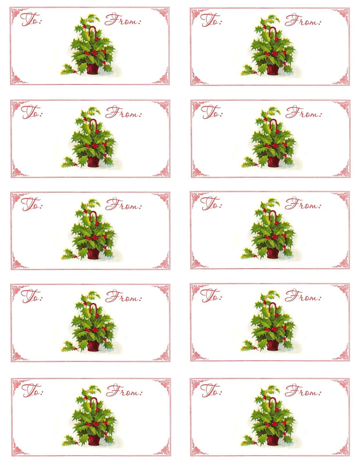 The Graphics Monarch: Christmas Printables Digital Gift ...