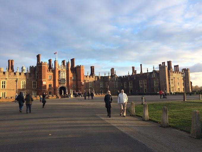Fazendo a Mala | O fascinante palácio de Hampton Court