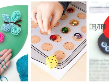 20 Fun Crafts And Learning Activities For Kids