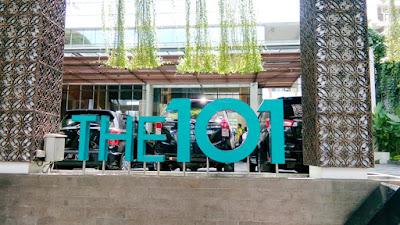 Media Gathering yang berlokasi di Hotel 101; Daerah Istimewa Jogjakarta.