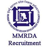 MMRDA Recruitment 2016-17