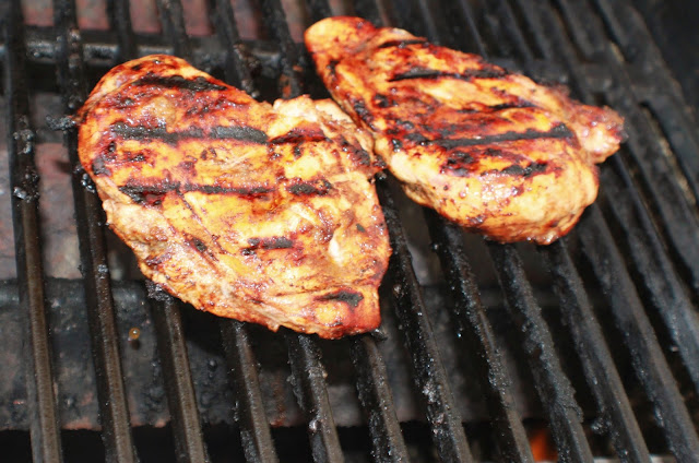 this is a freezer marinade that has a delicious peanut butter marinade freezer recipe to go on this chicken then grilled