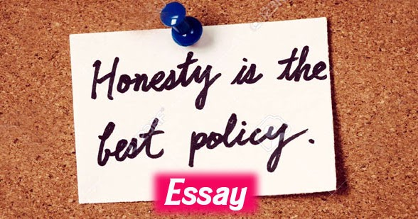 Is honesty the best policy essay