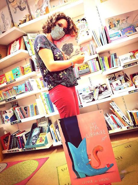 Vivons livres ! à Agen, chez Dans ma librairie