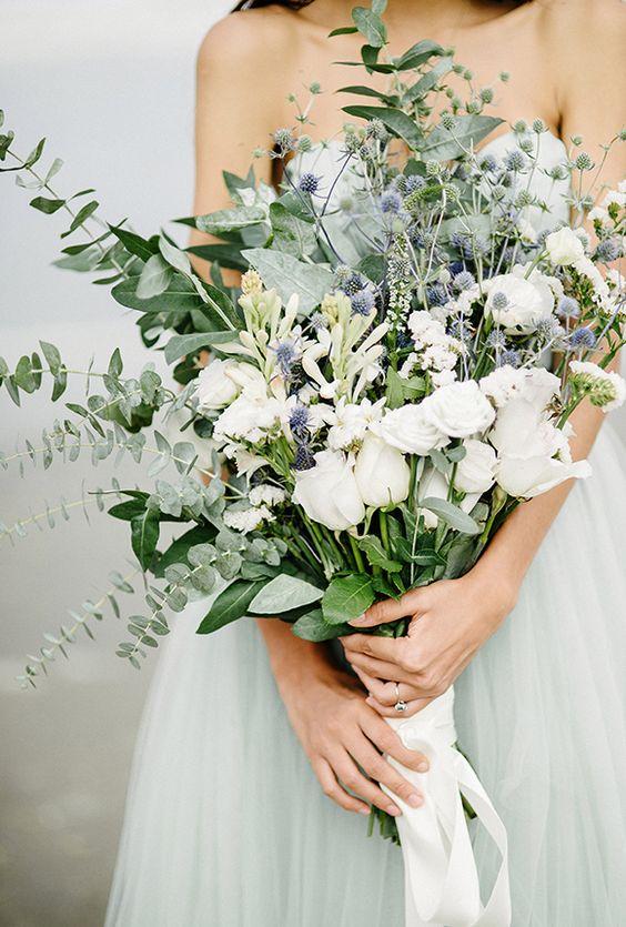 Modne bukiety ślubne, Ślub i wesele 2018, Trendy ślubne 2018, Kwiaty do ślubu, Dekoracje ślubne, Modny ślub i wesele, Planowanie ślubu i wesela,