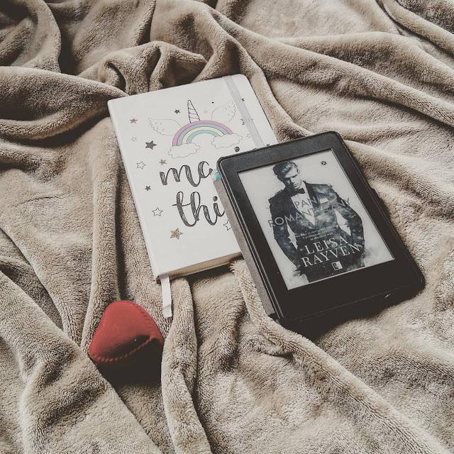 PAN ROMANTYCZNY | LEISA RAYVEN