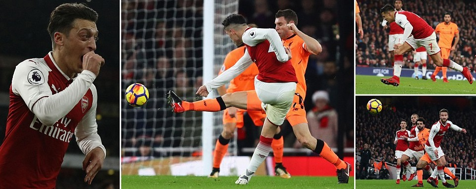 Image result wey dey for Arsenal 3 – 3 Liverpool [Premier League] Highlights