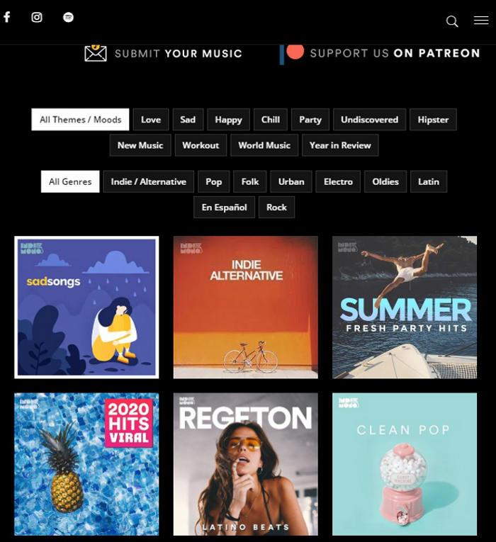 Indie Music, Top Best Free Songs Download Online [Tips 2020]