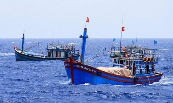 Mỹ lên tiếng trước Trung Quốc đâm chìm tàu cá Việt Nam, một hành động bất hợp pháp