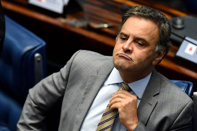 STF determina afastamento de Aécio Neves do Senado