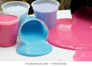 Apakah Slime Termasuk Benda Padat atau Benda Cair? Nabila Retno Pratiwi