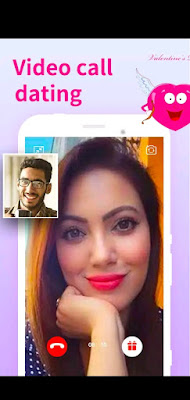 Online video chat app