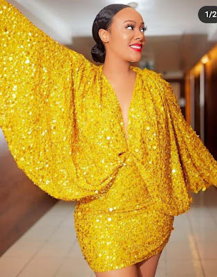 Celebrities Owambe Styles for Ay Birthday Party