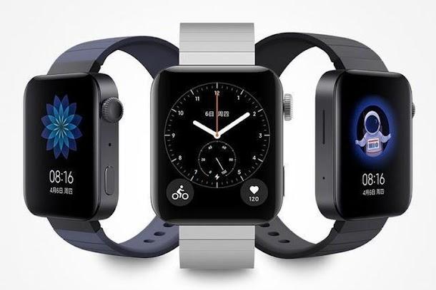 Xiaomi Mi Watch Resmi Dirilis, Desain Mirip Apple Watch dengan Harga Lebih Murah