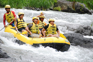 North-east, adventure sport, river-rafting