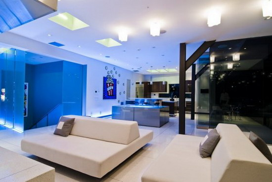 Home Interior And Exterior Design Ultra Modern Home Decor