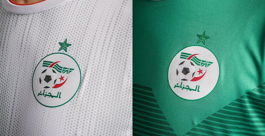 Algeria 2019 Afcon Home Away Kits Revealed Footy Headlines