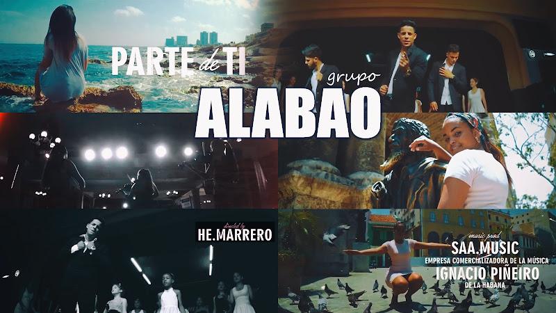 ALABAO - ¨Parte de Ti¨ - Videoclip - Director: HE. MARRERO. Portal Del Vídeo Clip Cubano