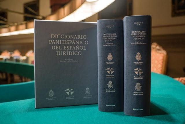 El 'Diccionario Panhispánico del Español Jurídico' llega a internet