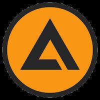 Preview of creative, logo, design, A, Logo icon.
