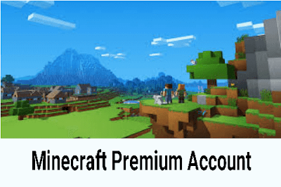 Minecraft Premium Account list