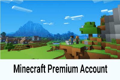 Minecraft Premium Account for Free