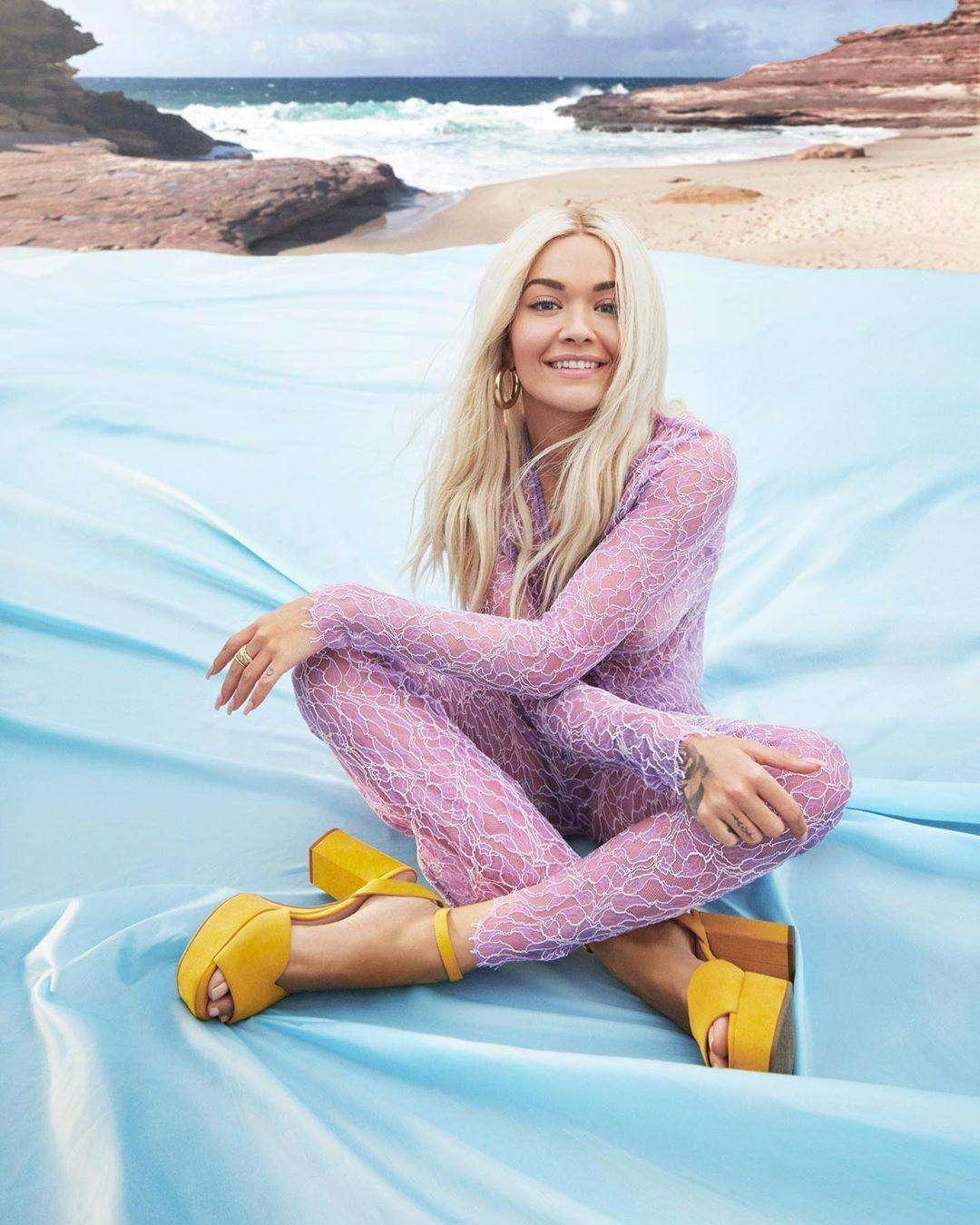 Rita Ora Super Hot Photoshoot Image Gallery
