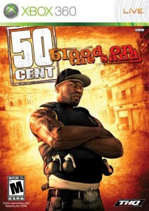 50 Cent Blood on the Sand (XBOX360)