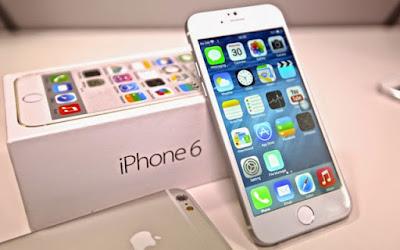 iphone 6 sau khi unlock