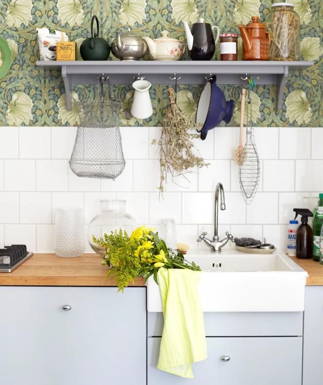 Vendo a 650 cucina bianca shabby chic ikea nuovo (un regalo,. 10 Modi Per Personalizzare I Tuoi Mobili Ikea