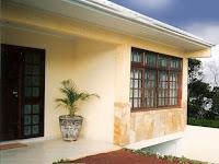Foto de pintura residencial externa