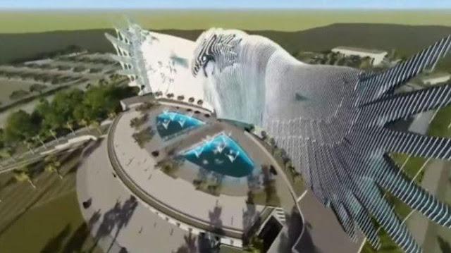 Pematung Rancang Istana di Ibukota Baru Berbentuk Burung Garuda, Dianggap Pemborosan Dana