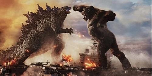Godzilla vs. Kong (HBO Max) IMDB Rating