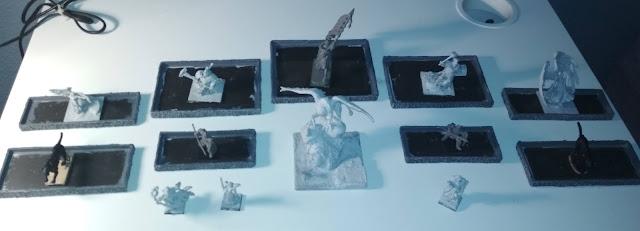 fantasía, espada y brujería, grimdark, El Señor de los Anillos, Warhammer, Kings of War, wargame, world of warcraft