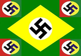 Resultado de imagem para nazismo no brasil