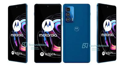 الكشف الكامل عن سلسلة Motorola Edge 20 و Edge 20 Pro و Edge 20 Lite