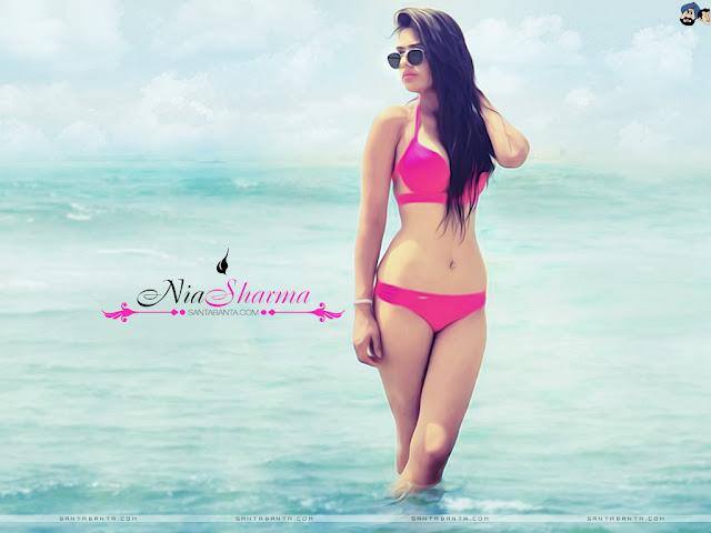 Nia Sharma Images & Hot Photos