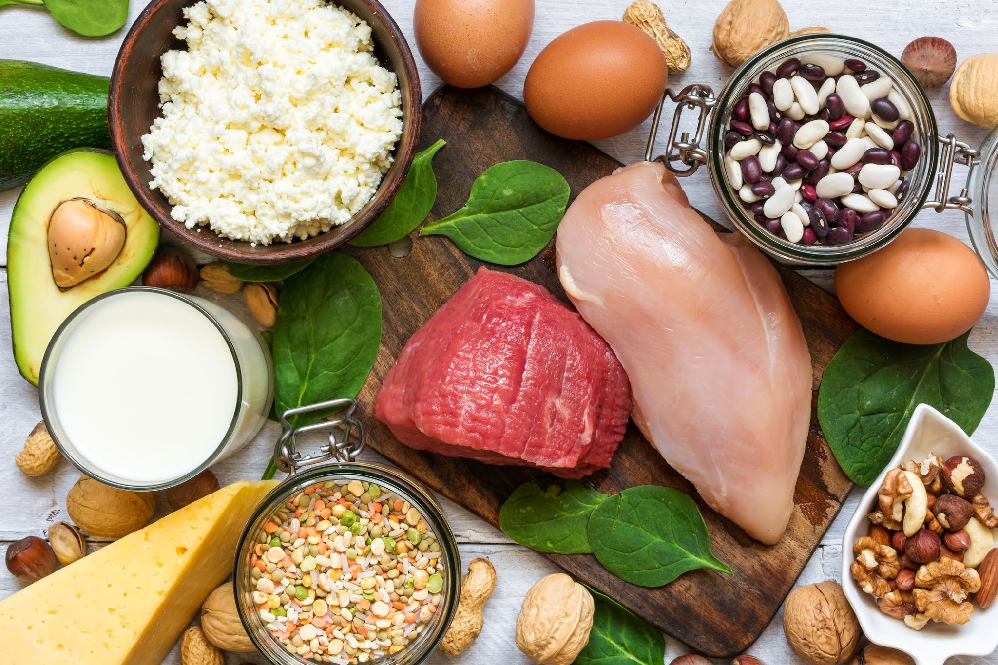 Muscle Recovery Foods