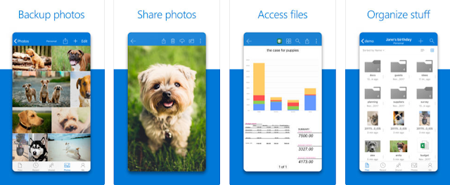 تحديث تطبيق OneDrive على iOS يجلب مزايا و إصلاحات