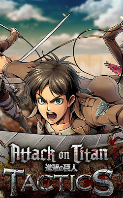 Download Game Android Attack on Titan Tactics
