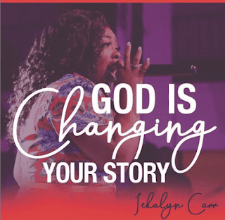 DOWNLOAD FULL ALBUM: Jekalyn Carr - Changing Your Story