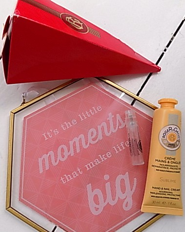 Roger & Gallet Bois D'Orange Mini Gift