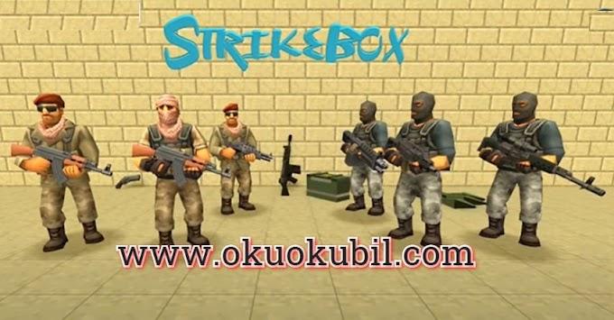 StrikeBox Sandbox & Shooter v1.3.6 Sınırsız Mermi + Para Hileli Apk İndir 2020
