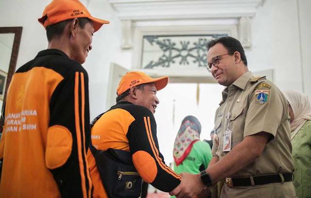 Pemprov DKI Jakarta Pastikan Tetap Cairkan Uang Apresiasi Bagi Tenaga Honorer